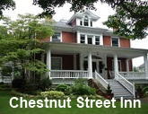 Chestnut Street Inn -located in Asheville's historic Chestnut Hill District