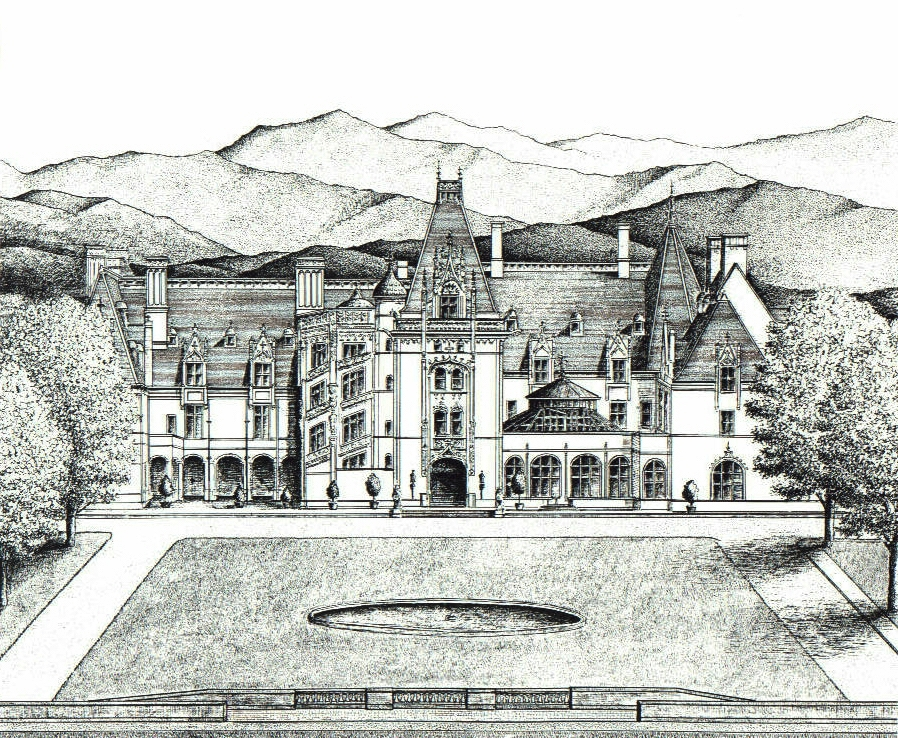 Biltmore House Floor Plan Escortsea