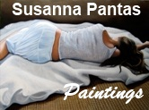 "Susanna Pantas -""Beautifully rendered paintings of nature, ourselves, and the imagined"""