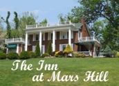 The Inn at Mars Hill -Historic Bed & Breakfast near Asheville NC