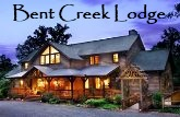 Bent Creek Lodge -A rustic mountain retreat in Asheville NC
