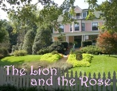 The Lion and the Rose, Asheville NC. Located in the heart of the historic Montford District