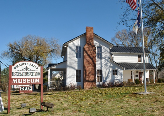 Granite Falls History u0026 Transportation Museum