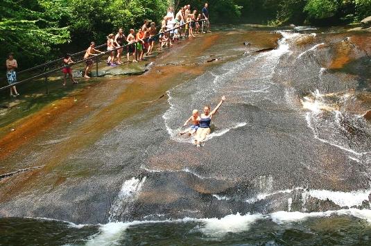 Western North Carolina Swimming