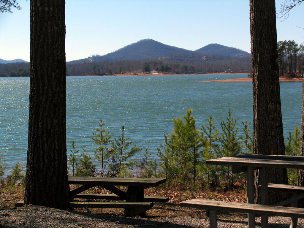 Jackrabbit Mountain Campground In Hayesville Nc
