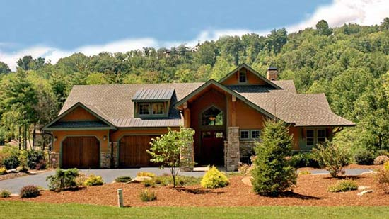 Woodfin for Asheville mountain homes