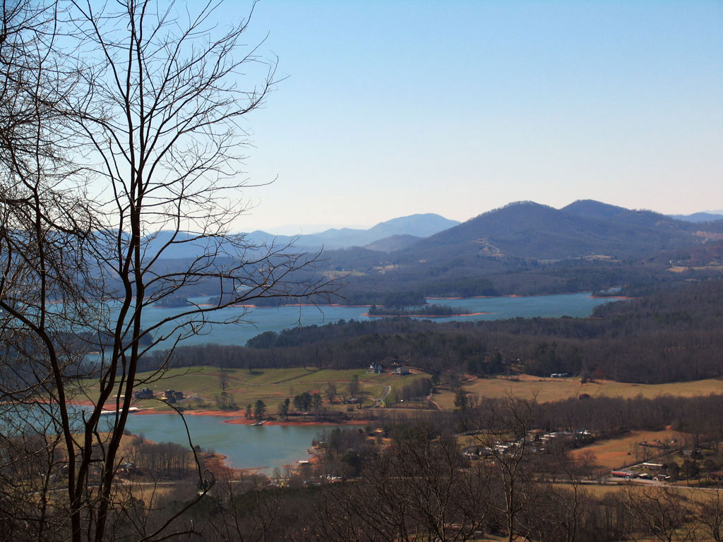 Near Hayesville Nc Upper Eagle S View In
