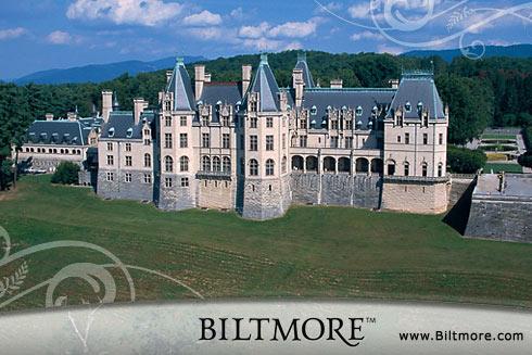 Biltmore Self Guided Tour