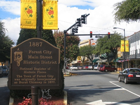 swingers in forest city nc